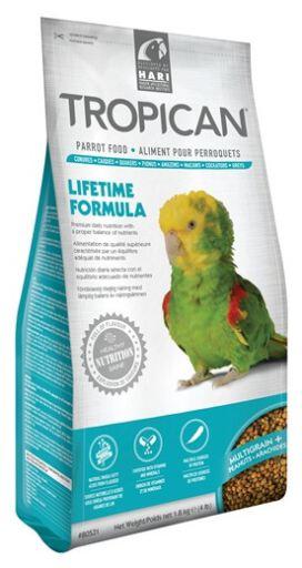 Aliment d'Entretien Granulé pour Perroquets
