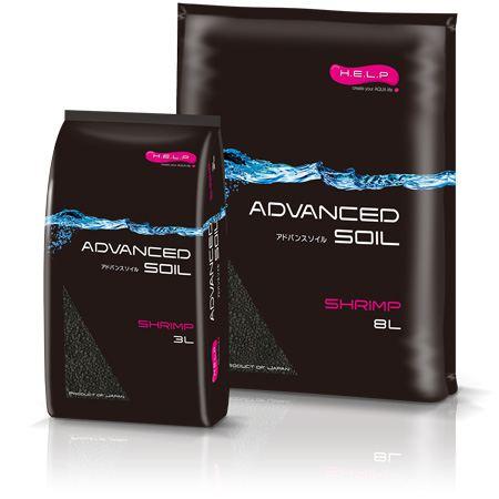 Advanced Soil For Shrimp 8 L Help