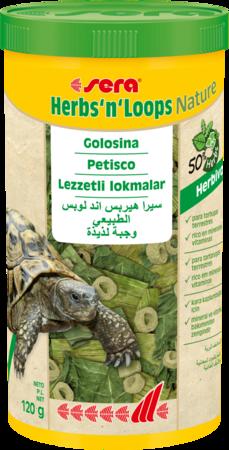 Herbs'N Loops 120 GR Sera