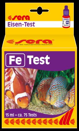 sera test fer (Fe) 15 ml Sera