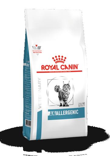 Pienso para Gato Veterinary Diet Anallergenic AN24