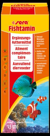 Fishtamin 15 ml Sera
