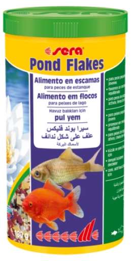 Pond Flakes 600 GR Sera