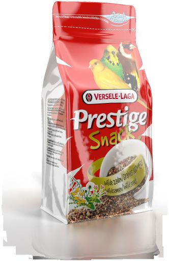 Snack pour Oiseux Graines Sauvages Prestige 125 GR Versele Laga