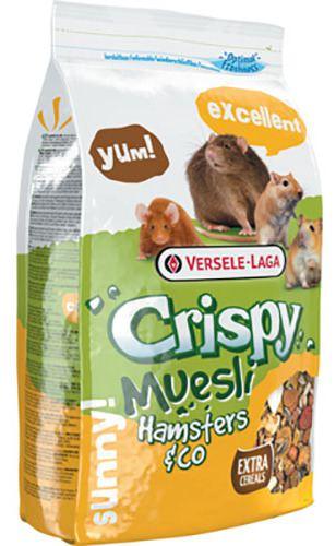 Crispy Muesli Hamsters & Co 1 Kg Versele Laga