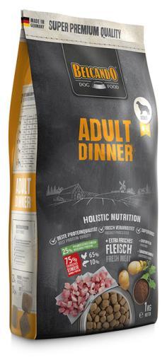 Tourteau pour Chien Adult Dinner 4 KG Belcando