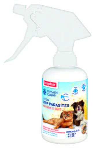 Dimethicare Spray Chien et Chat 250Ml 250 GR Beaphar