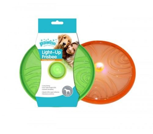 Tpr Flash Toy -Frisbee 20 cm Pawise