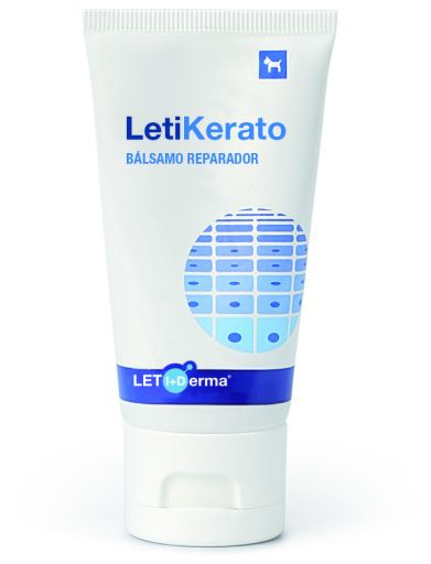 Kerato Repair Balm Peau sèche et squameuse 50 ml Leti