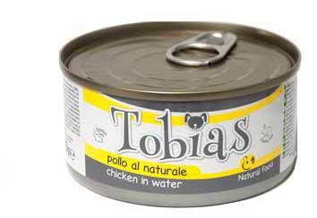 Nourriture Naturelle Poulet 170 GR Tobias