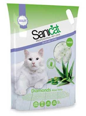 Diamonds Sanicat Aloe Vera 5L