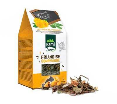Snack Friandises Gourmande Pissenlit 50 GR Hami Form