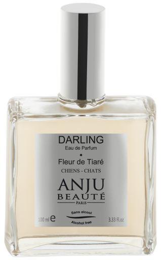 Parfum pour Chiens et Chats Darling avec Fleur de Tiare sans Alcool