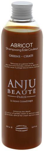 Shampoing pour Chiens et Chats Spécial Pelage Blond et Crème Abricot