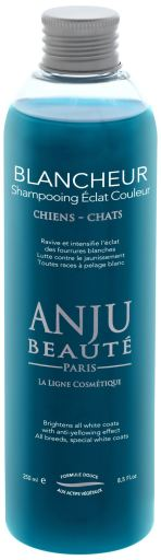 Shampoing pour Chiens et Chats Spécial Pelage Blanc Blancheur 250 ml