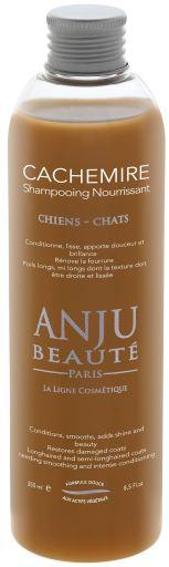 Shampoing pour Chiens et Chats Nutritif Cachemire dAnju Beauté 250