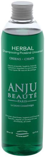 Shampoing pour Chiens et Chats Riche avec Protéines Herbal 250 ml
