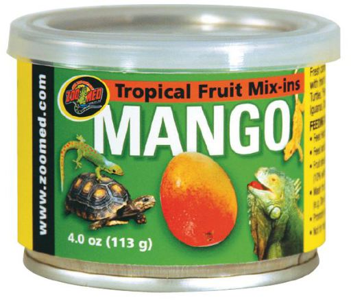 Tropical Fruit de Mango Mix-Ins 113 GR Zoo Med