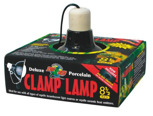 Porte-lampe Deluxe 720 GR Zoo Med