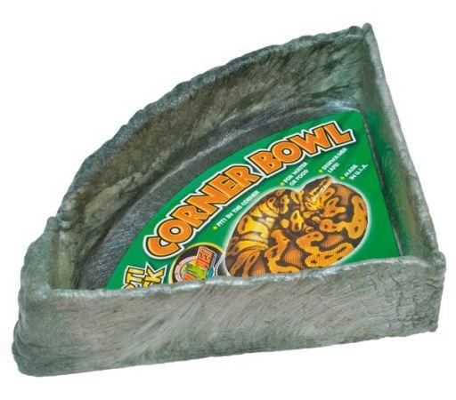 Repti Rock Corner Bowl 950 GR Zoo Med