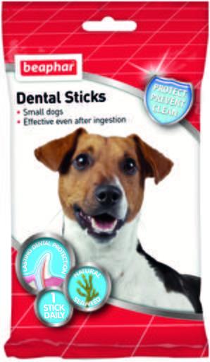 Snack Dental Sticks para cães pequenos