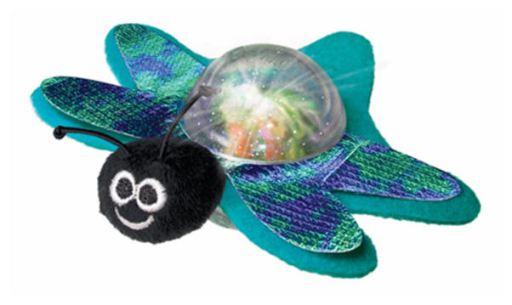 Intelligence Toy Cat Bat-A-Bout Flicker Firefly 20 GR KONG