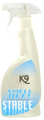 Stable Smell Off - Spray Anti-odeur Cuadras 570 gr K9 Competición