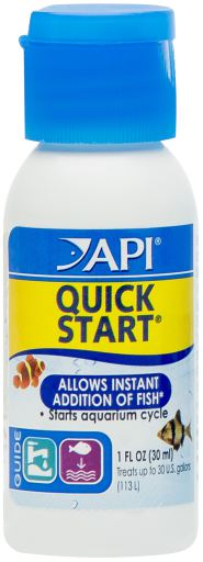 Quick Start 35 GR API