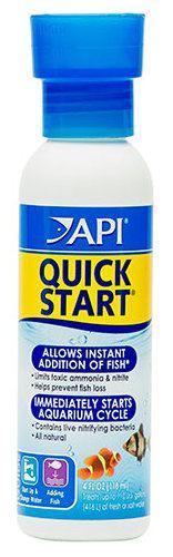 Quick Start 130 GR API