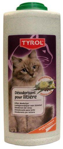Cat Litter Deodoriser Eucalyptus 700Ml 640 gr Agrobiothers