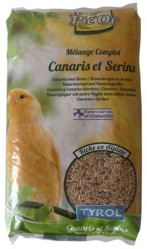 Complete Feed Canaries And Serins