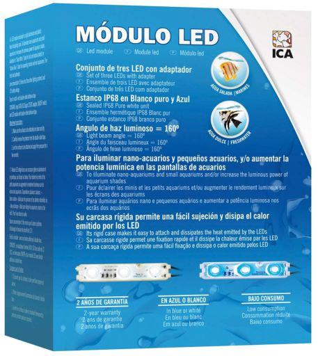 Kit Module Nano-Aqualed 122 gr Ica
