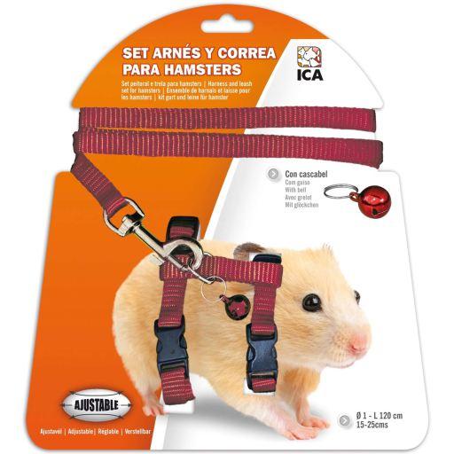 Harnais Hamster 5 KG Ica
