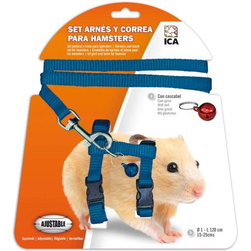 Harnais Hamster 60 GR Ica