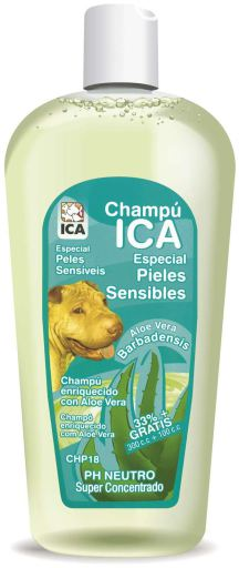 Poodle Shampooing 400Cc Aloe Vera 446 gr Ica