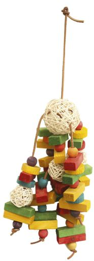 Toy Bird Hive Color
