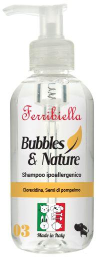 Shampooing Hipoalerg.Clorexidine 250 ml 250 ml Ferribiella
