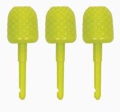 Rechange Senses Masseur Gencives 3 Pièces 100 gr Catit