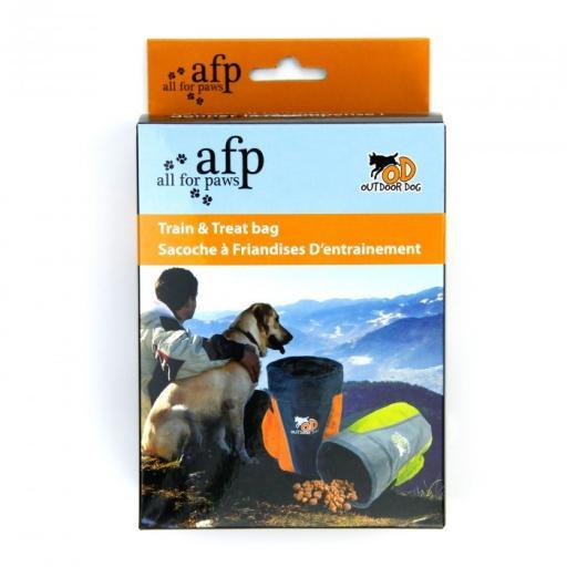 Porte-nourriture Outdoor Dog 92 gr AFP