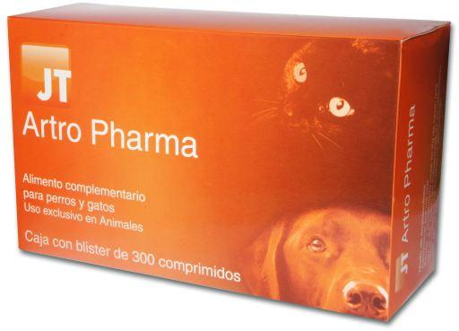 jtpharma-supplement-pour-chiens-et-chats-artro-pharma-300-comprimes