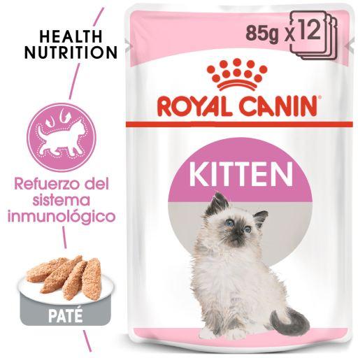 Kitten paté