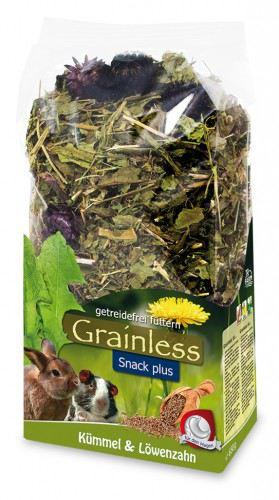 JR Grainless Plus carvi und pissenlit - estomac 100 gr Jr Farm