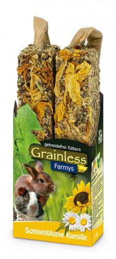 JR Grainless Farmys Sunflower-Chamomile
