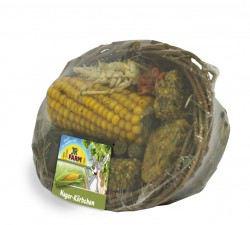 Jr Farm Jr Snacks Rongeurs Panier Pour Rongeurs 150 Gr