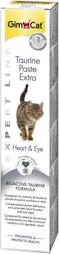 Complément pour Chats Taurine Paste Extra - Expert Line 50 GR Gimcat