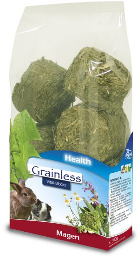 Grainless Health Vital-Blocks Estomac 300 GR Jr Farm