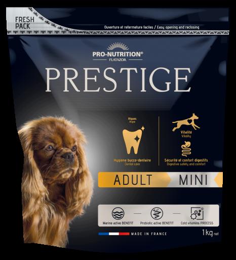 Nourriture pour Chiens Prestige Prestige Adult Mini 3 Kg Flatazor