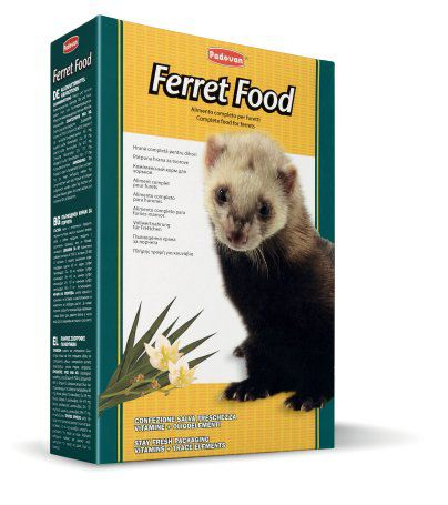 Aliment Ferret Food 750 GR Padovan