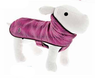 Manteau d'air rose 33 cm Ferribiella