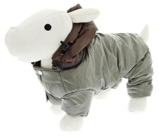 Down Cool Dog Grey 33 cm Ferribiella